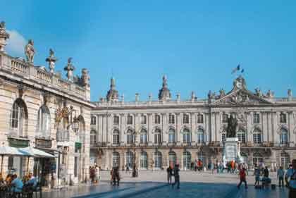 Investissement locatif Nancy
