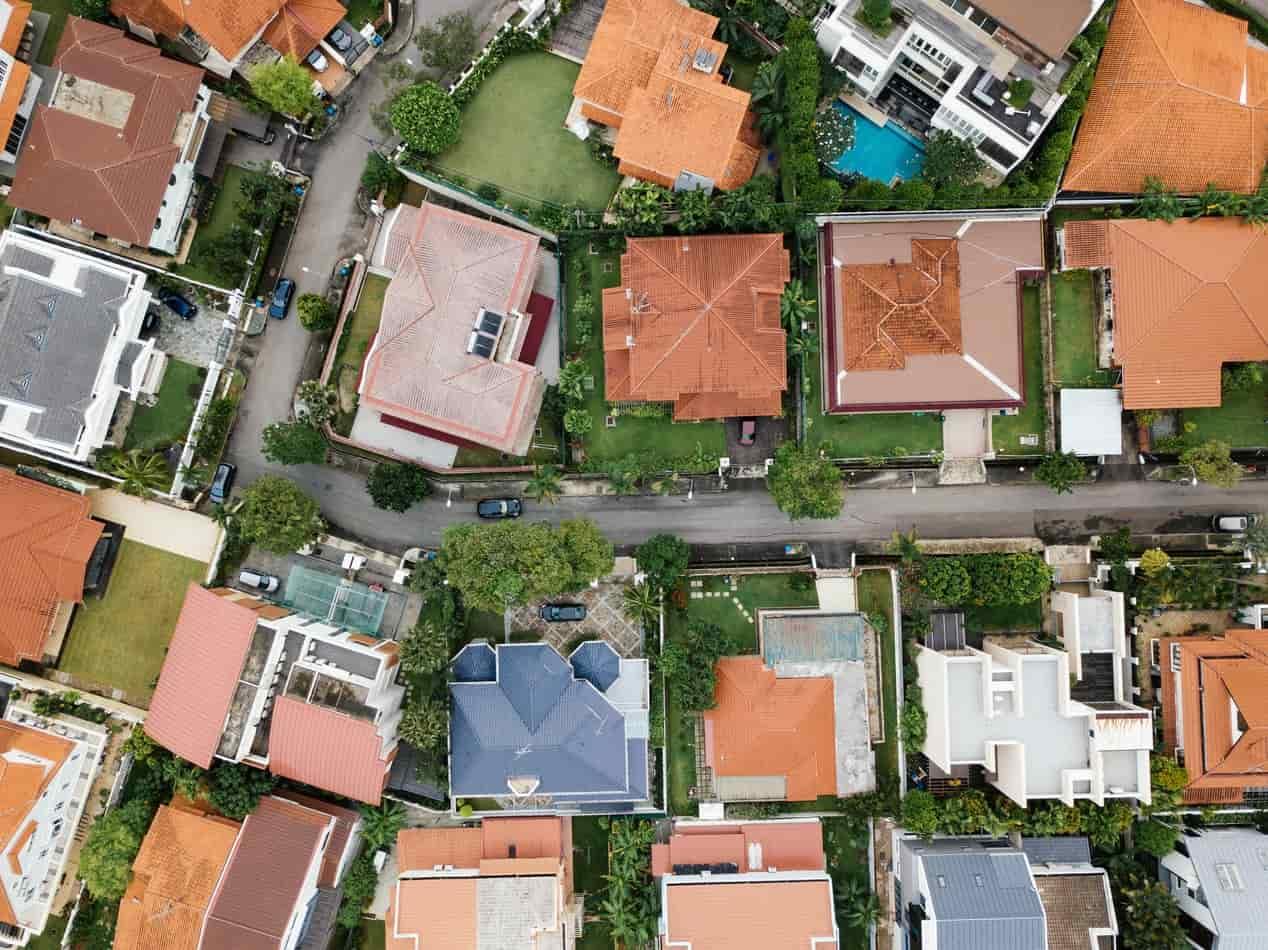 Baisse prix immobilier 2021